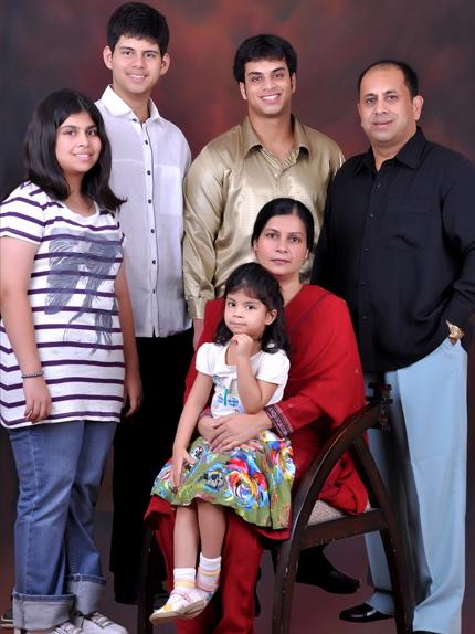 Dhingra Family